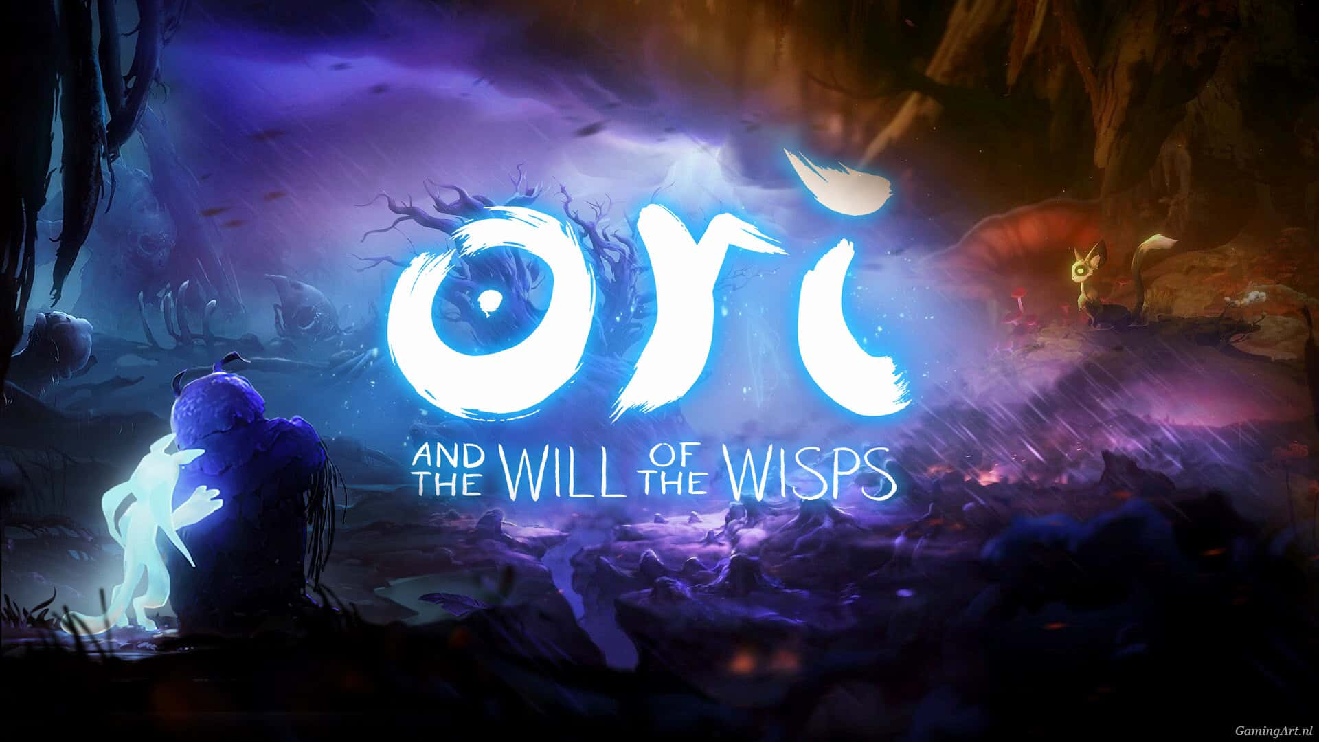 Ori and the Will of the Wisps dogodine