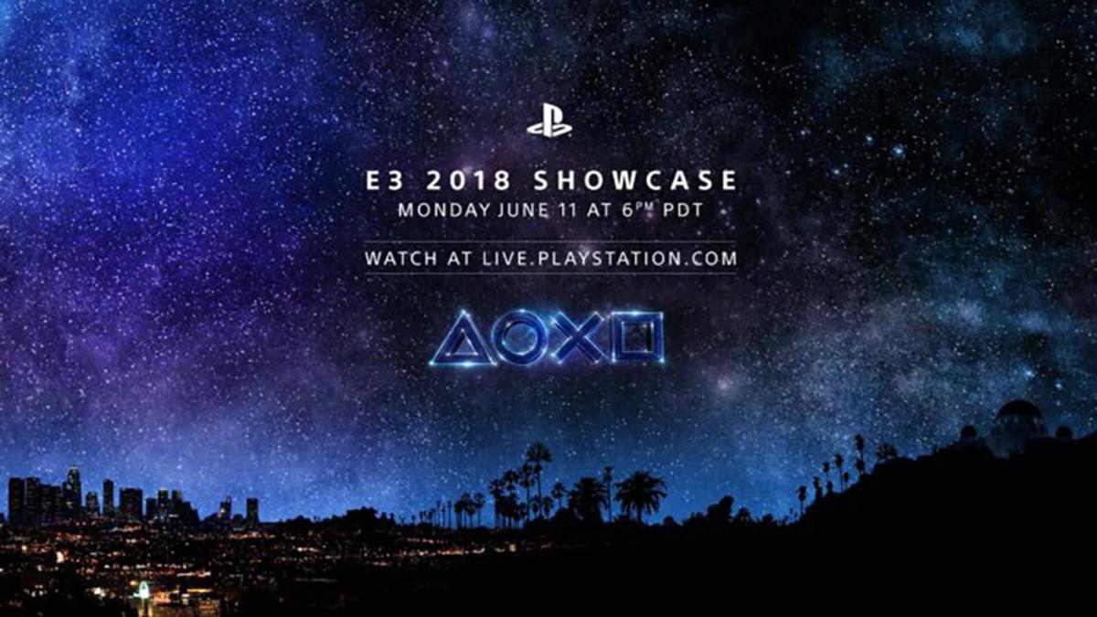 Sony E3 2018 press konferencija uživo – početak u 03:00