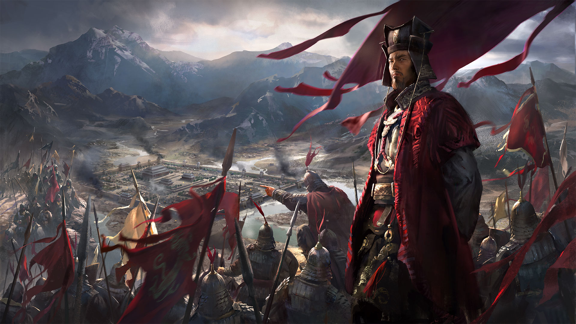 Total War: Three Kingdoms odgođen do svibnja