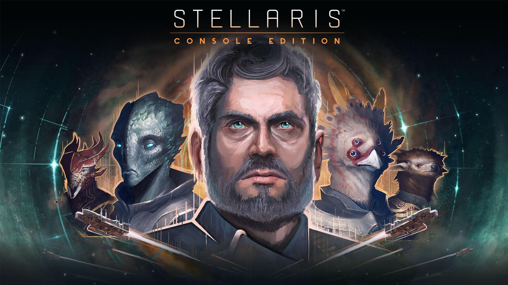 Stellaris dolazi na konzole