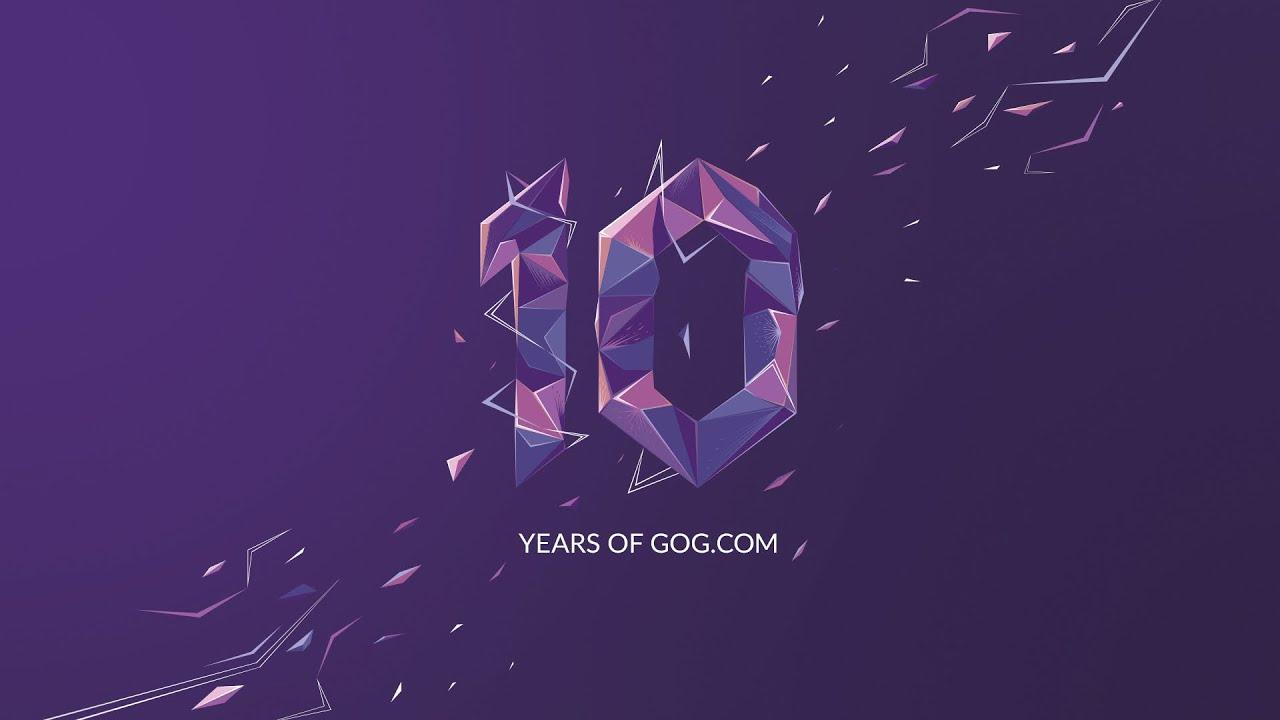 GOG.com deset godina rada
