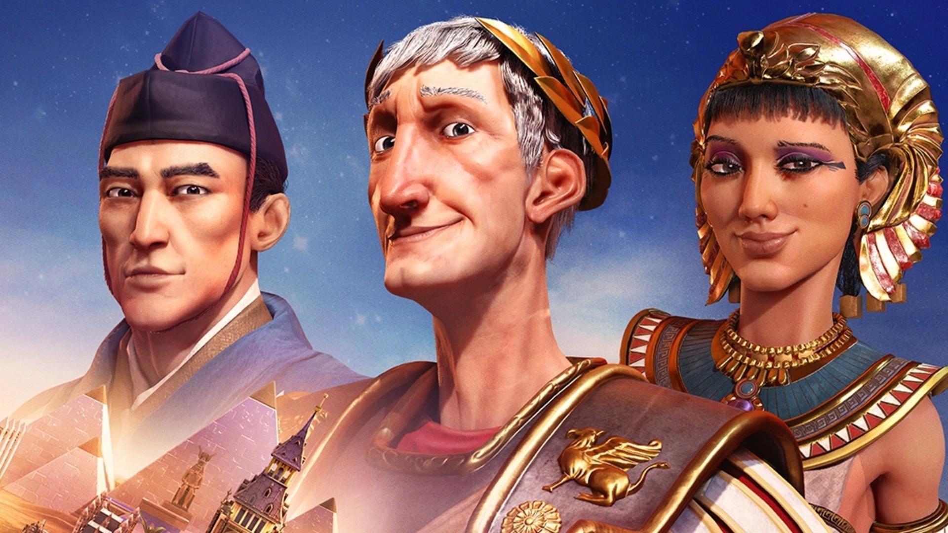 Mobilni Sid Meier's Civilization 6