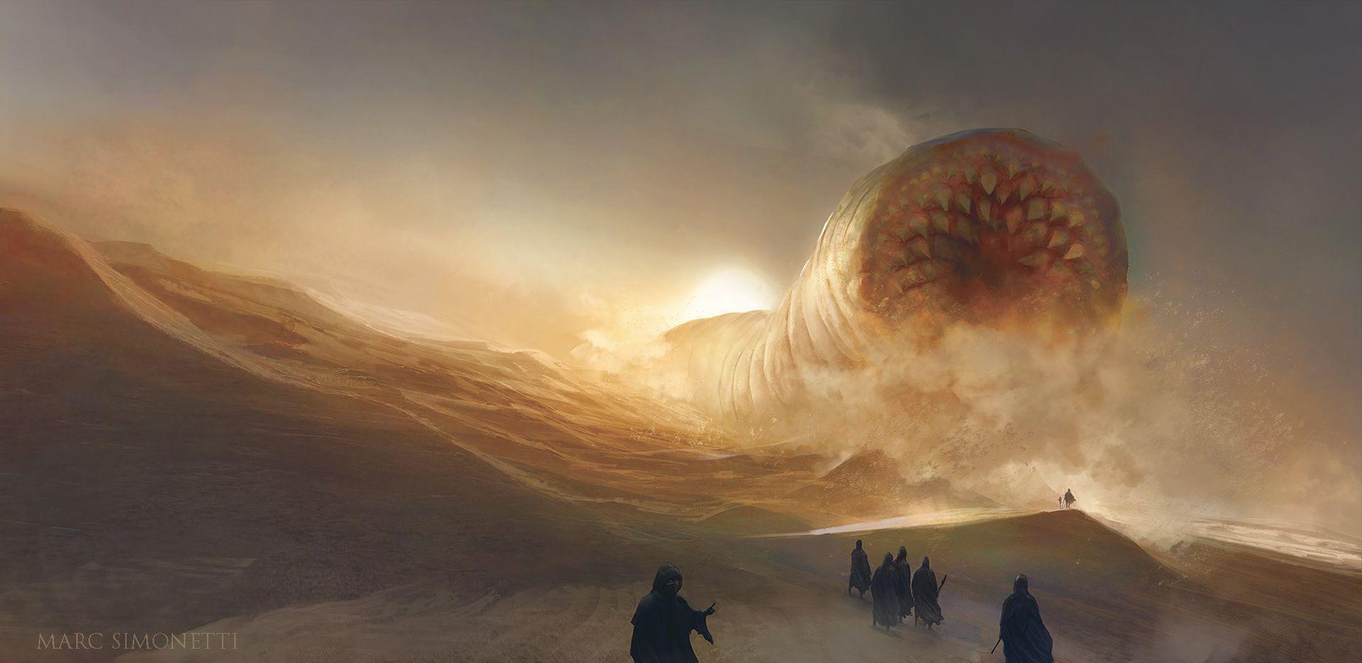 Funcom dogovorio minimalno tri Dune igre