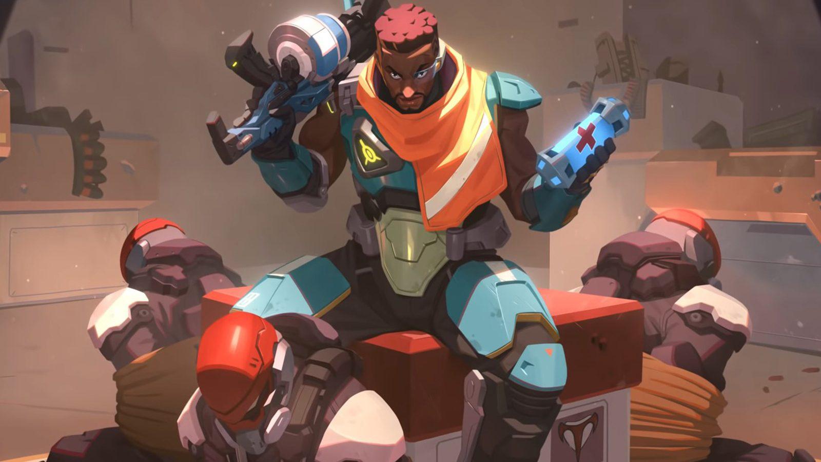 Baptiste je novi Overwatch lik