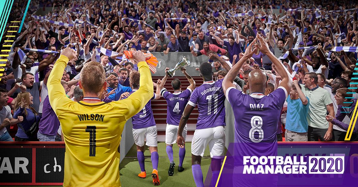 Football Manager 2020 dolazi 19. studenog