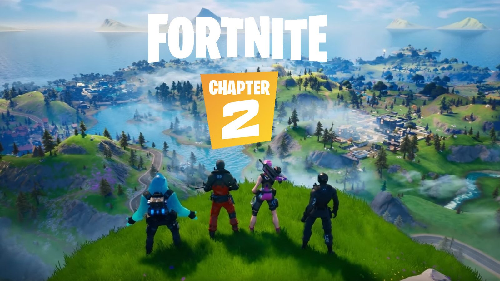 Fortnite ponovo igriv uz Chapter 2