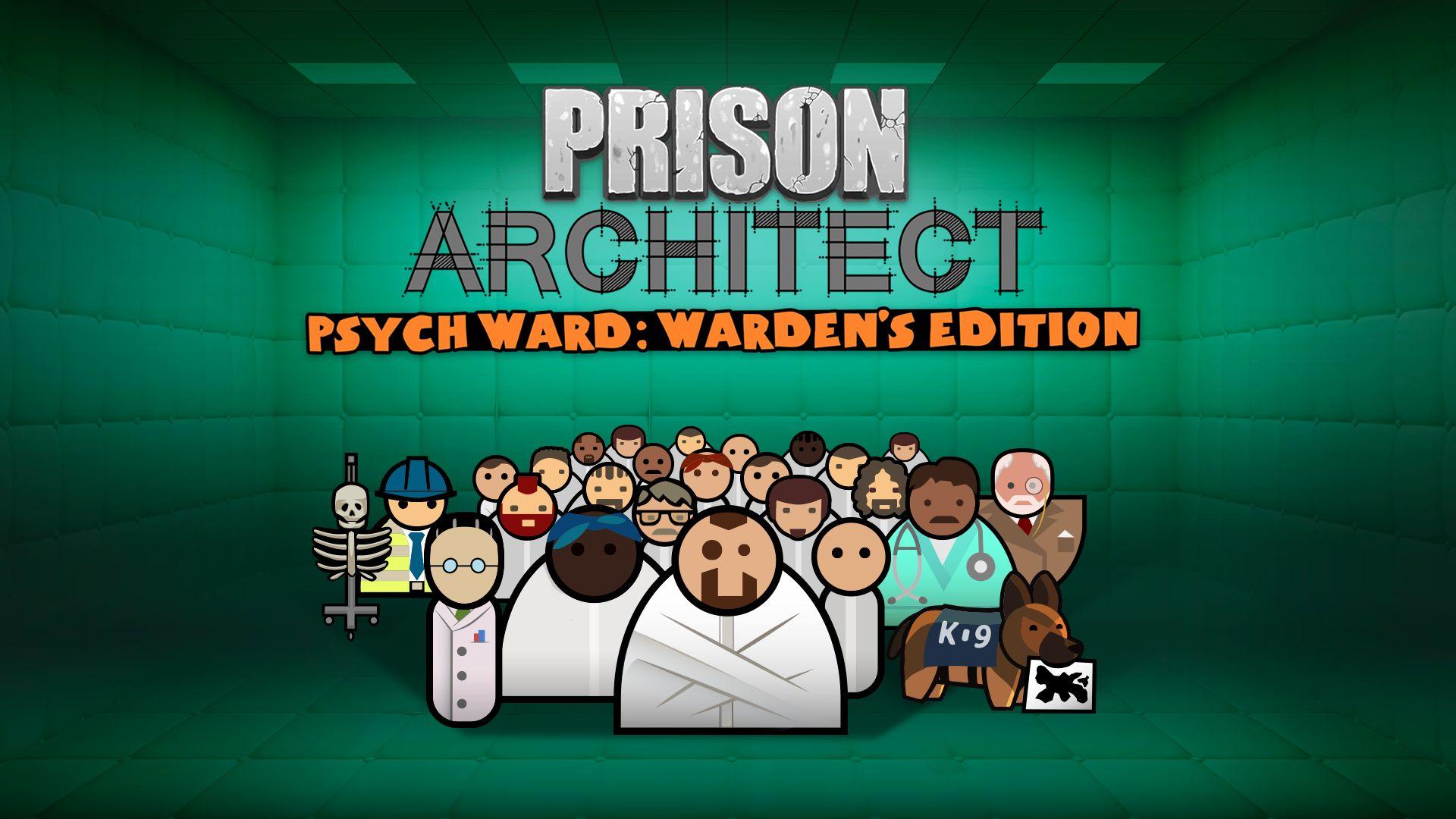 Prison Architect dobiva nove stvari