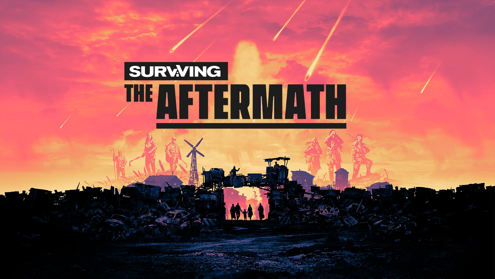 Surviving the Aftermath dobio prvi trailer, dostupan već sada u Early Access obliku