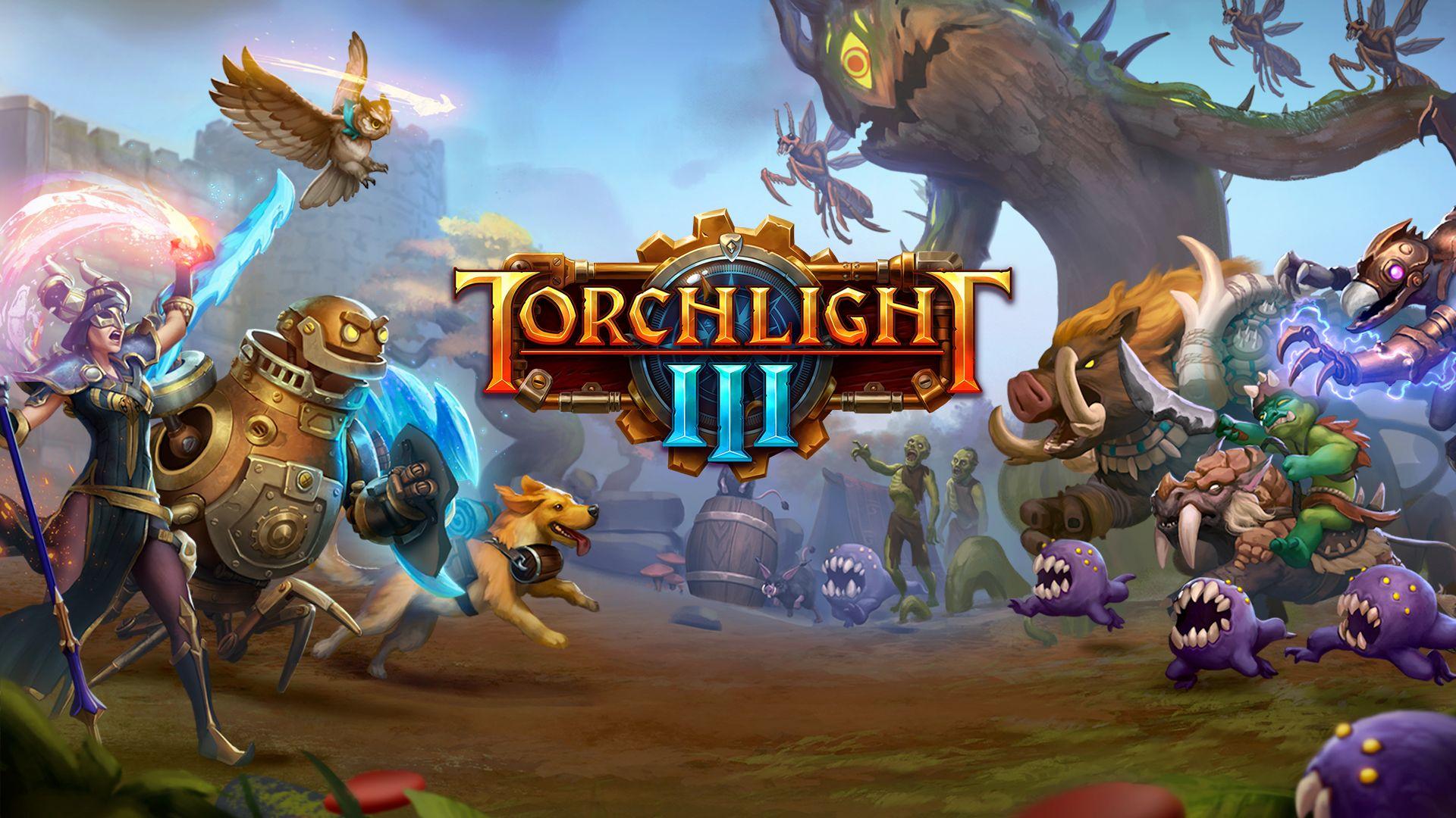 Torchlight 3 stiže na ljeto ove godine