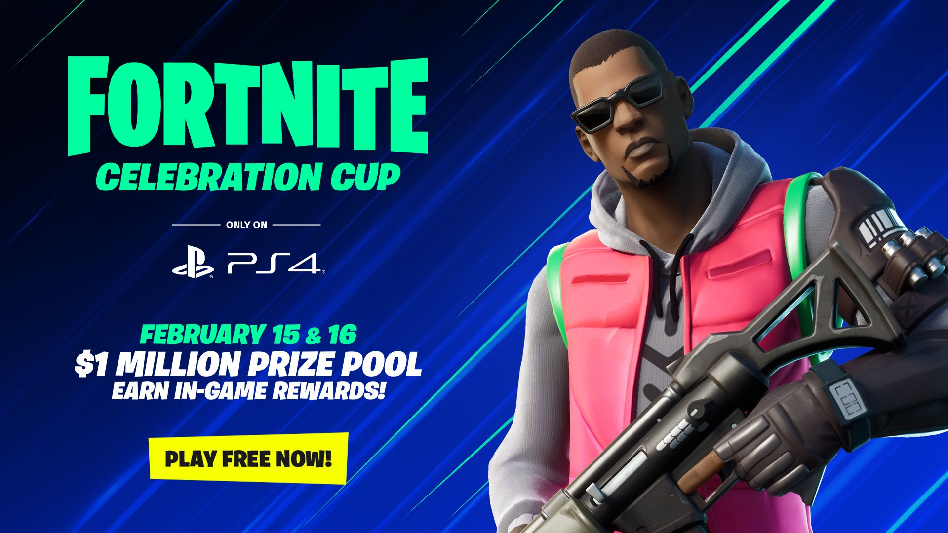 Jeste li spremni za Fortnite Celebration Cup?