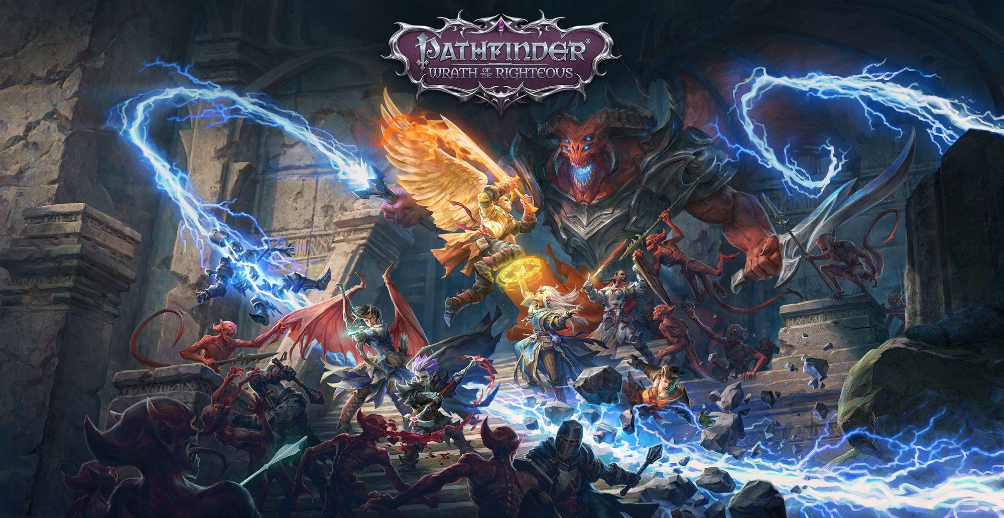Krenula Kickstarter kampanja za Pathfinder: Wrath of the Righteous