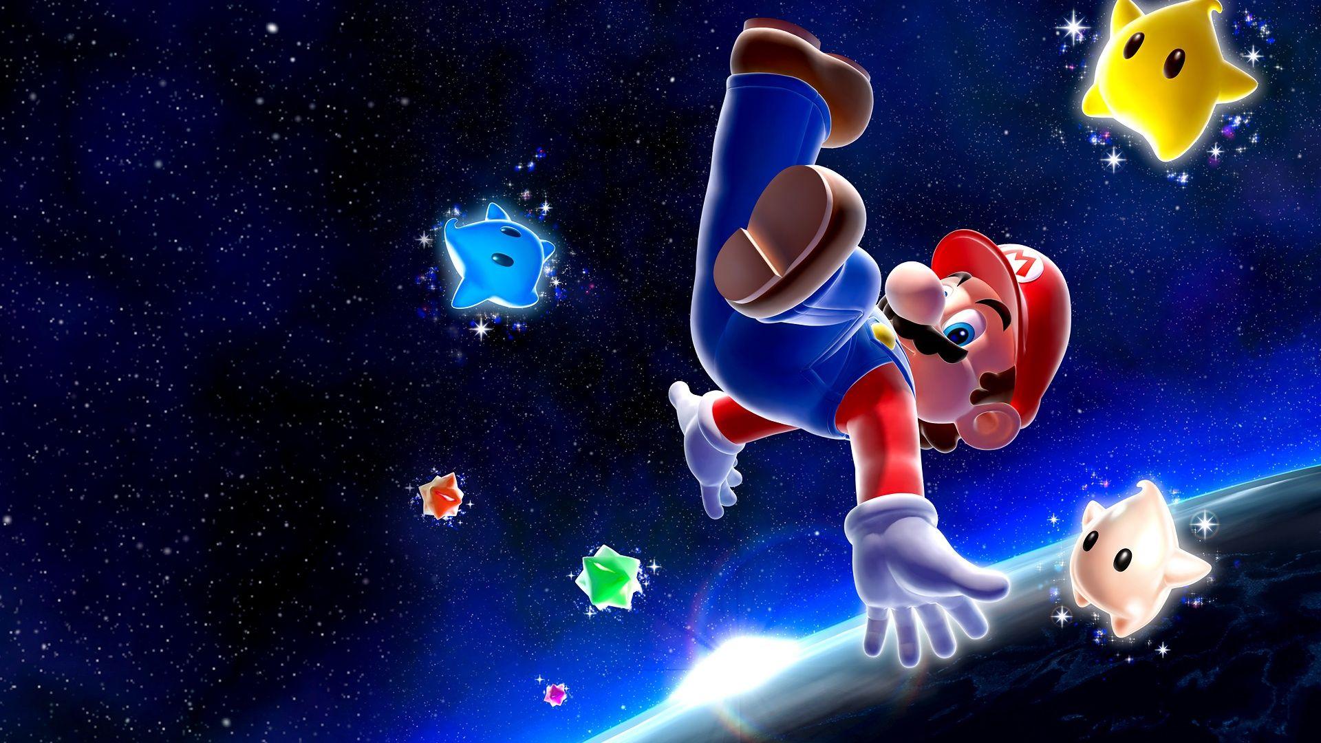 Switch bi mogao dobiti nekoliko Super Mario igri do kraja godine