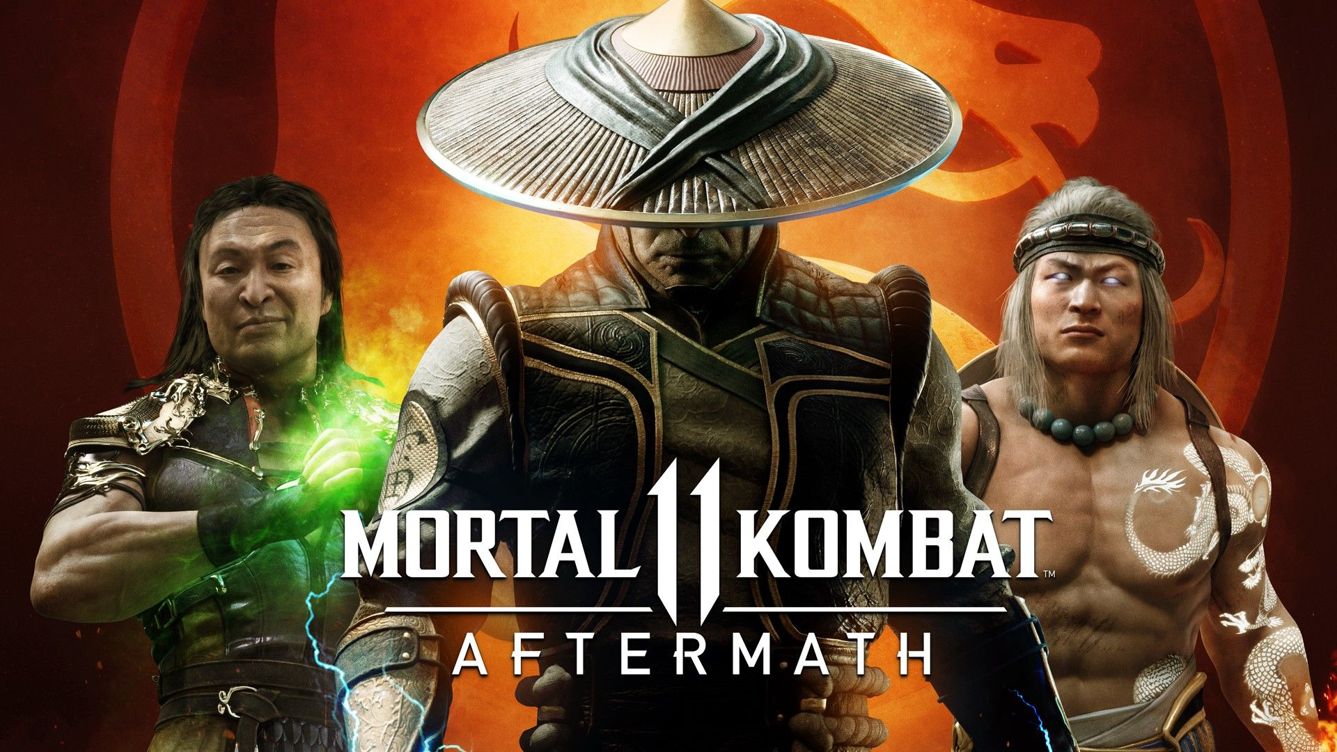 Mortal Kombat 11 Aftermath recenzija – Zao plan
