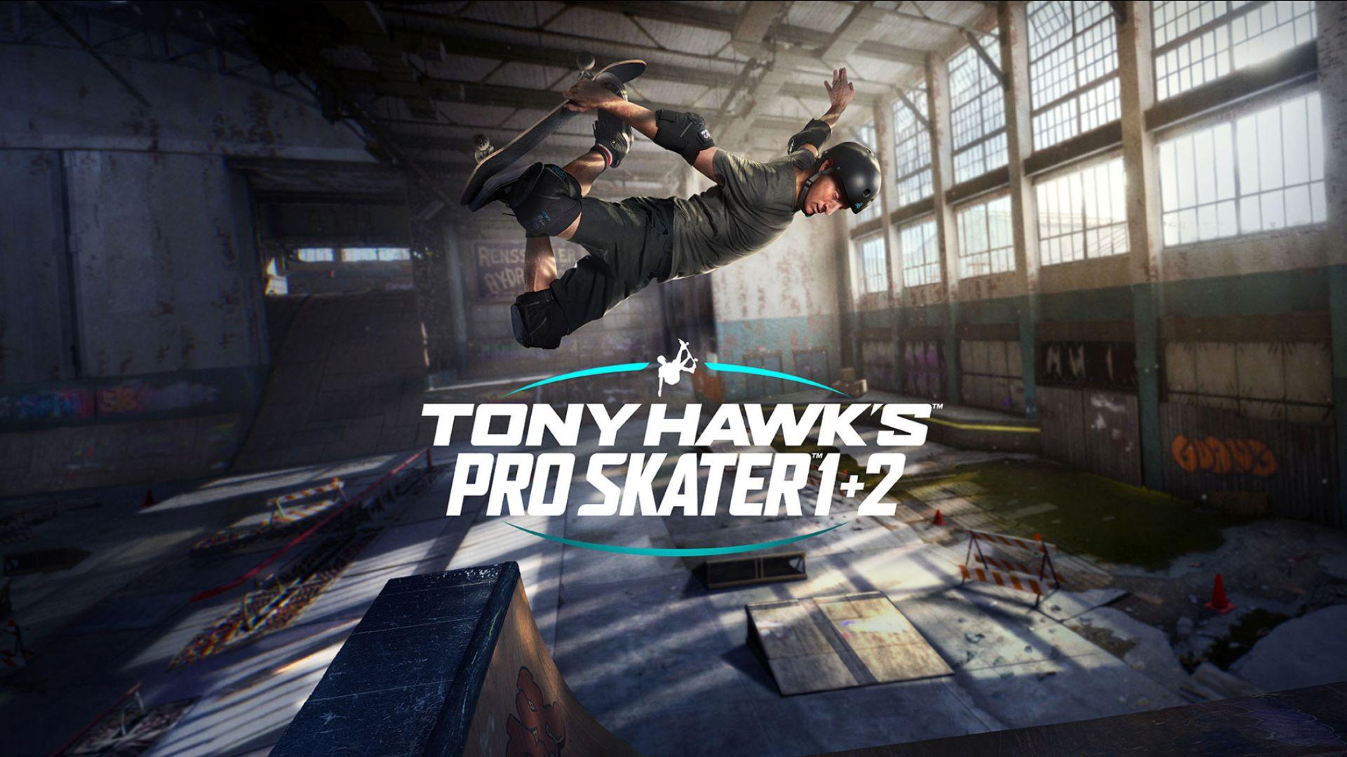 Tony Hawk's Pro Skater 1 i 2 stižu u remasteriranoj verziji