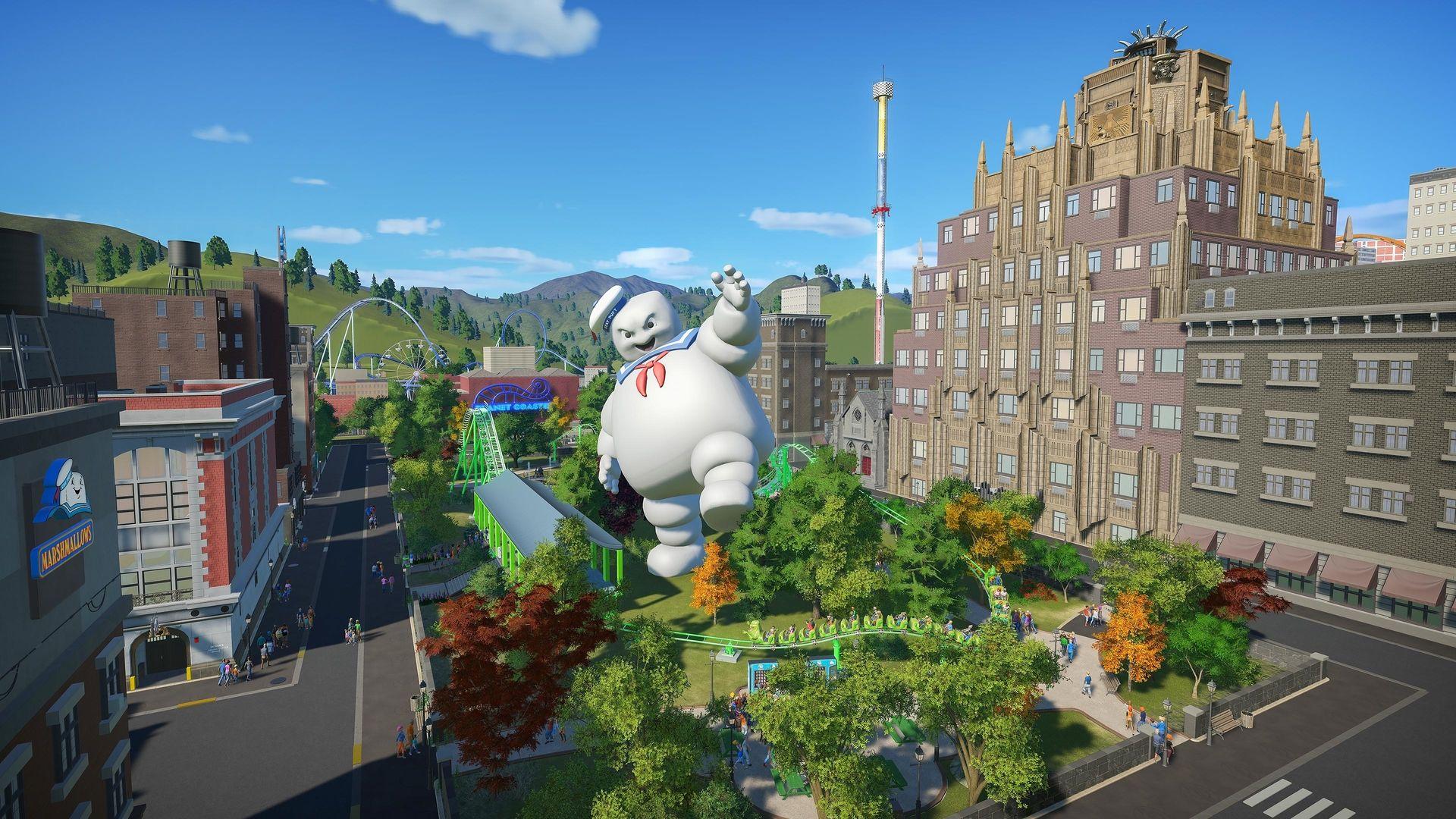 Planet Coaster: Console Edition dobio dva DLCa
