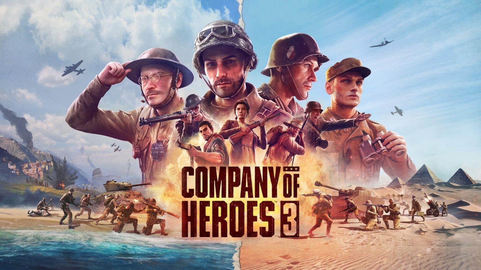 Najavljen Company of Heroes 3