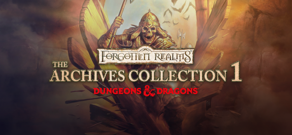 13 klasičnih Dungeons & Dragons igri po prvi puta došle na GOG.com