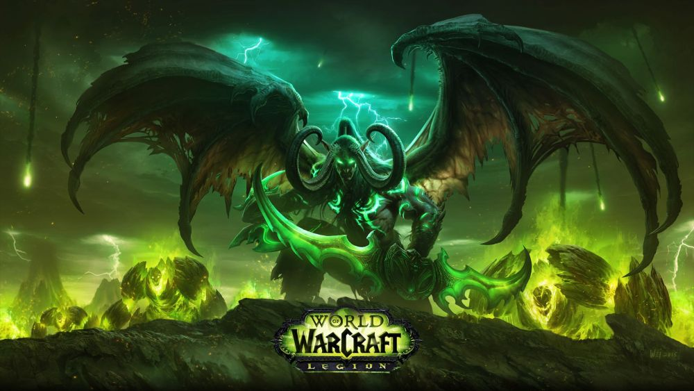 World of Warcraft Legion recenzija