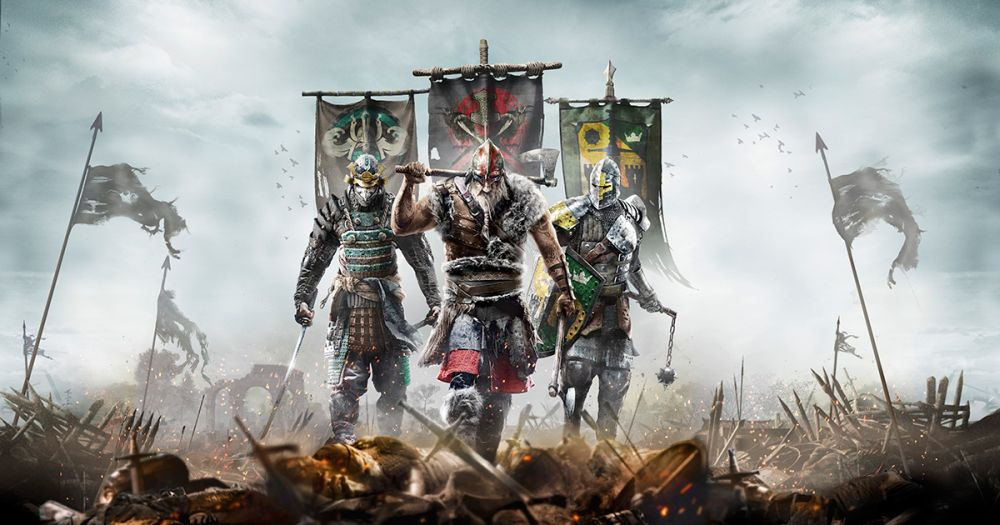 For Honor – E3 2016 gameplay