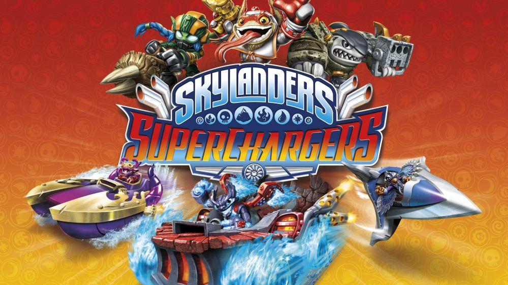 Skylanders SuperChargers – Vožnja do uspjeha