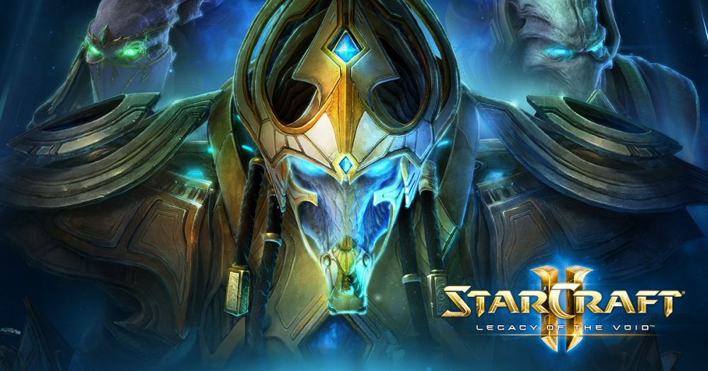 StarCraft 2 Legacy of the Void recenzija