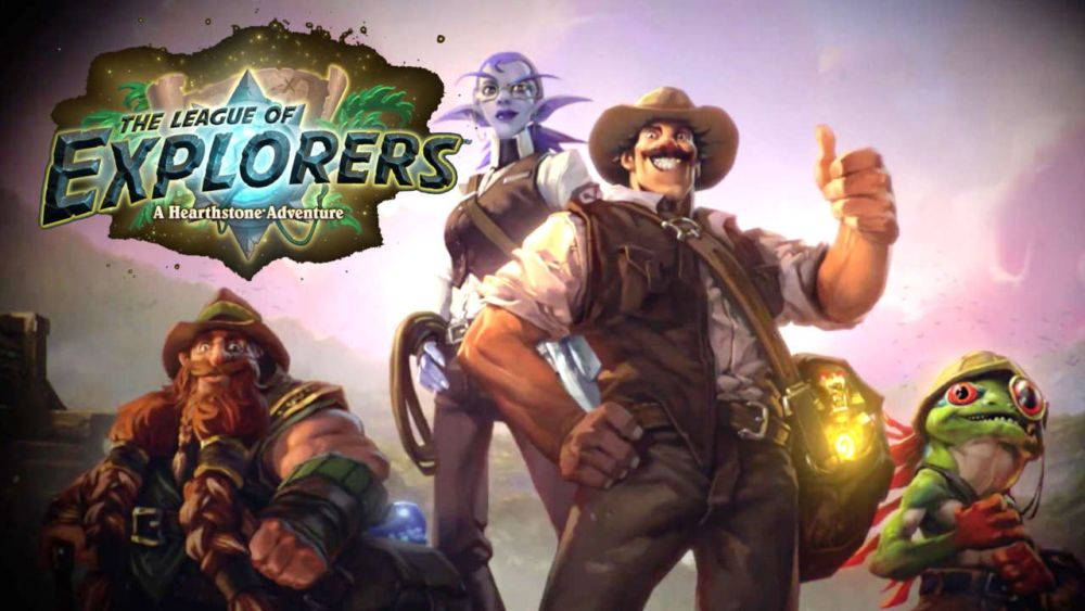 Hearthstone League of Explorers recenzija