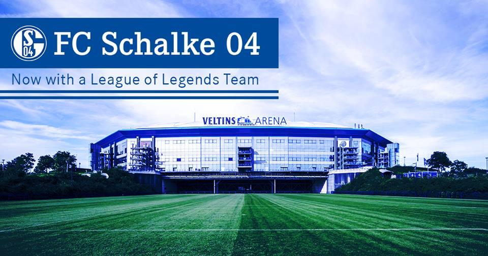 Schalke 04 od sada posjeduje eSport tim