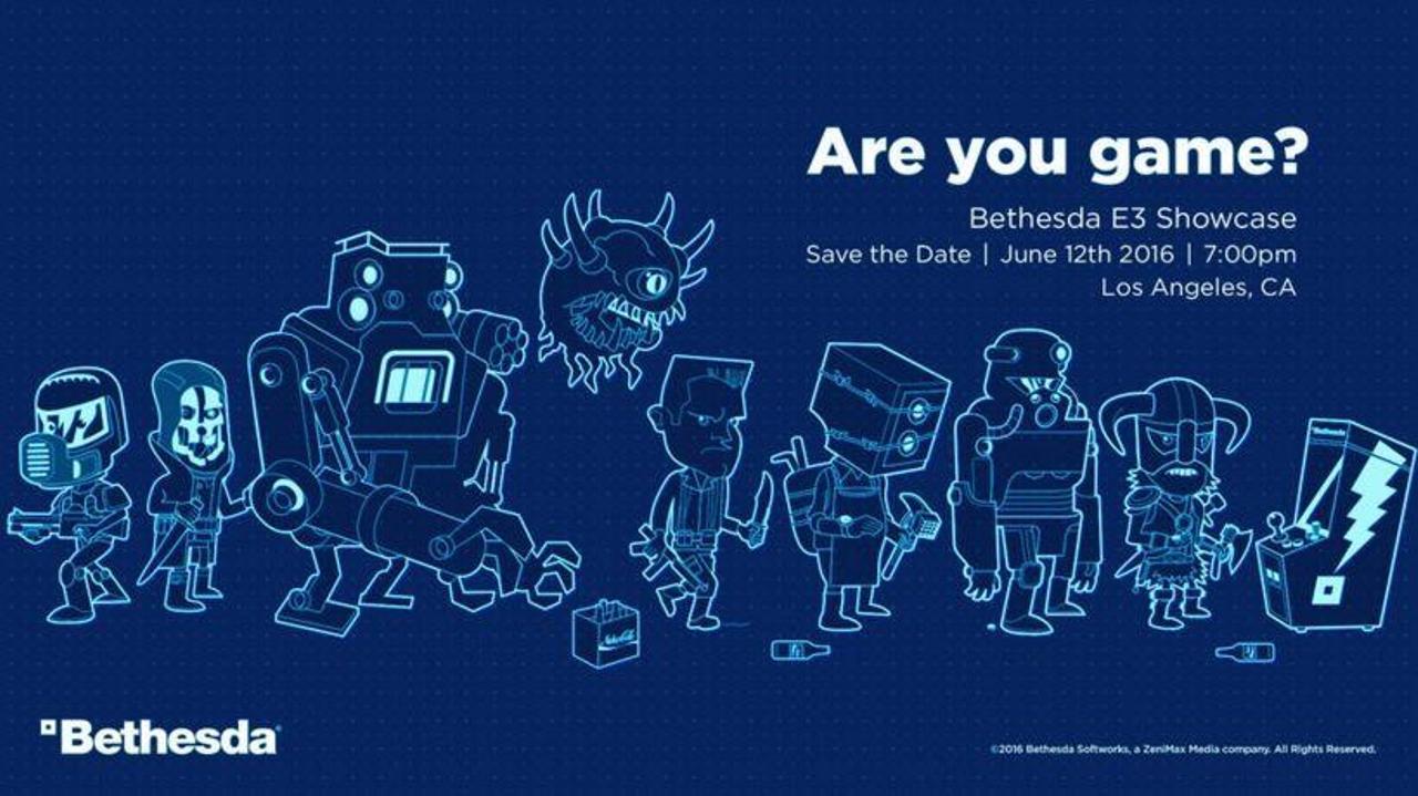 Pregled Bethesda E3 2016 konferencije