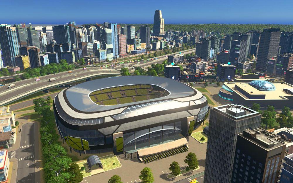 Cities Skylines dobiva besplatni nogometni DLC