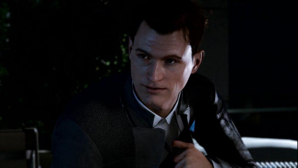 Detroit Become Human – E3 2016 trailer