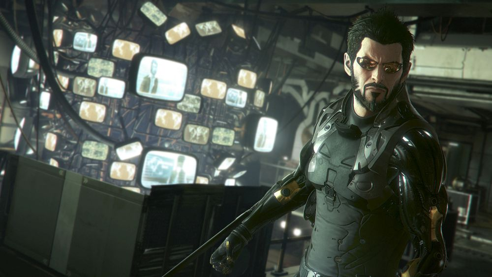 Deus Ex: Mankind Divided – E3 2016 gameplay