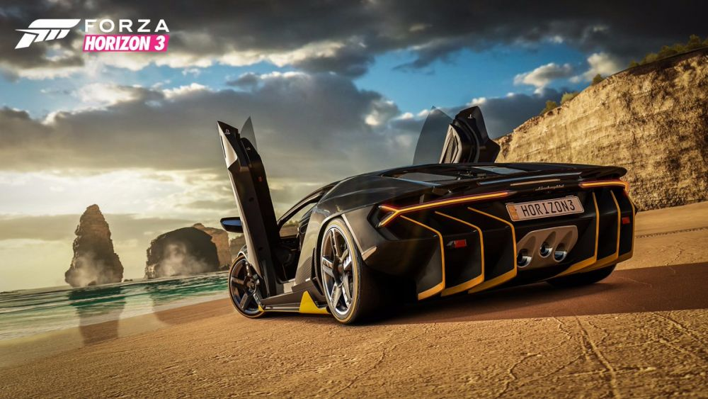 Forza Horizon 3 – E3 2016 gameplay i trailer