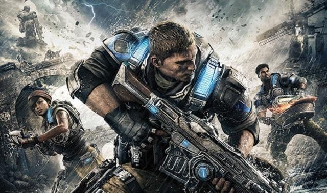 Gears of War 4 – E3 2016 gameplay