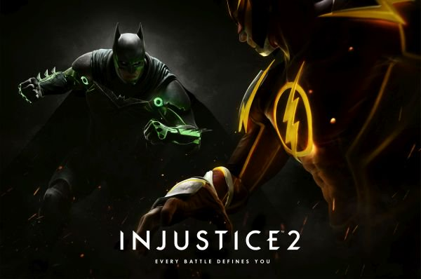 Injustice – E3 2016 gameplay