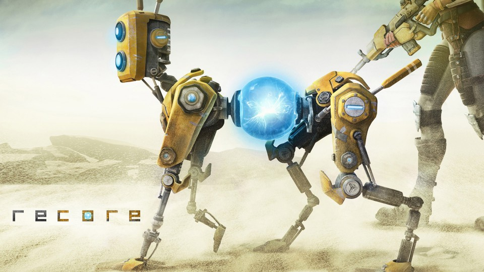 ReCore – Gamescom trailer