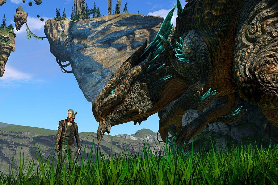 Scalebound – E3 2016 gameplay