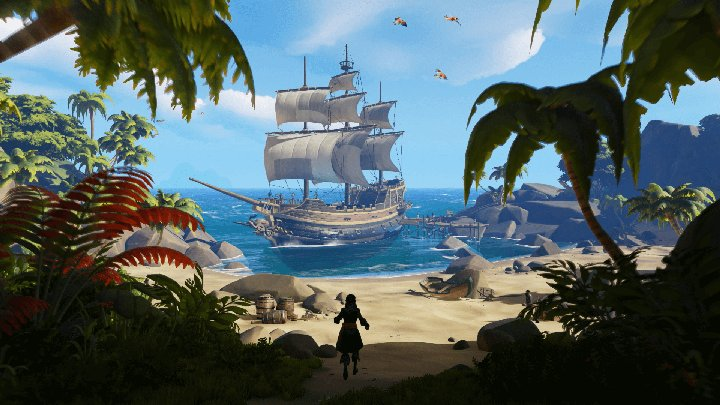 Sea of Thieves – E3 2016 gameplay