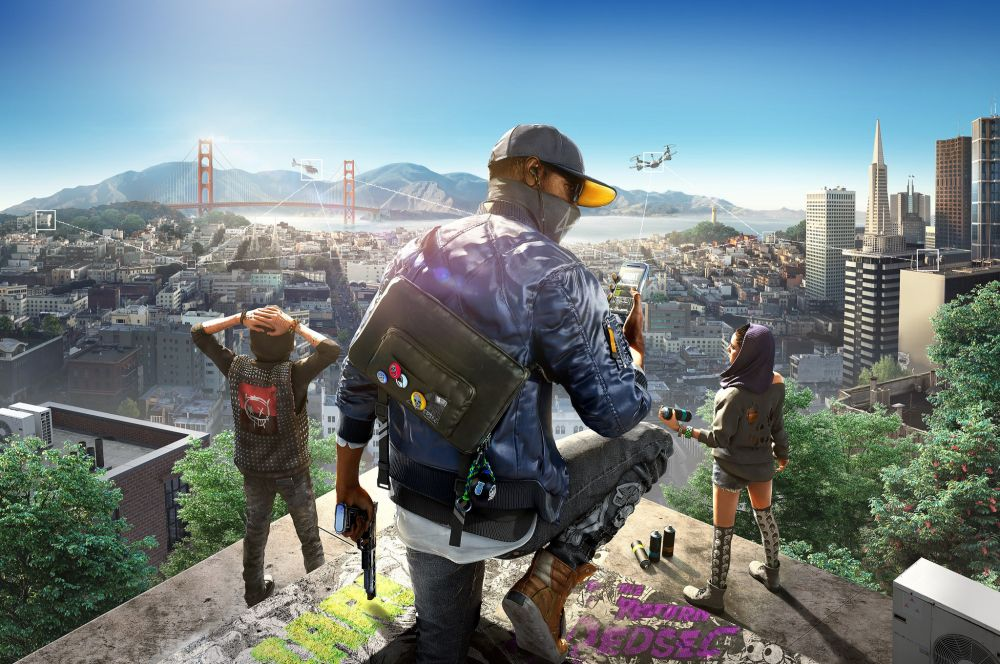 Watch Dogs 2 – E3 2016 gameplay