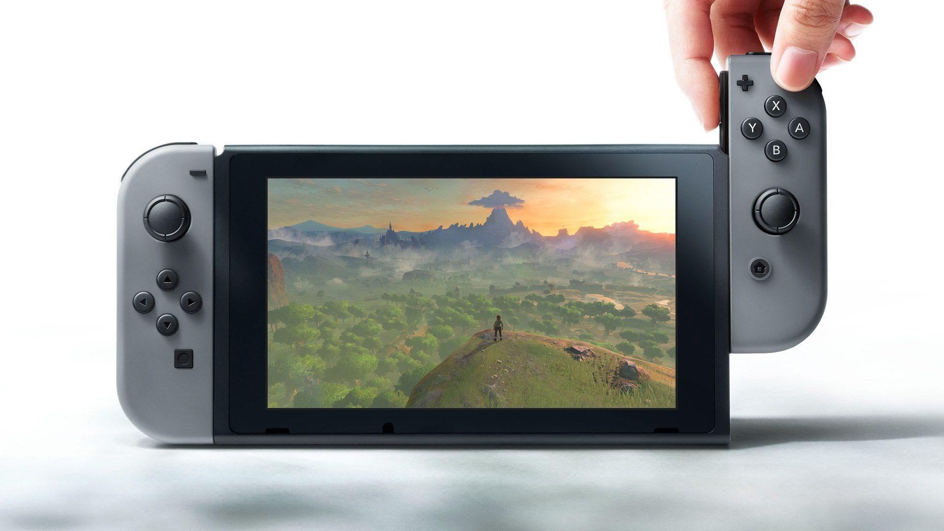 Nintendo Switch je službeno ime nove konzole