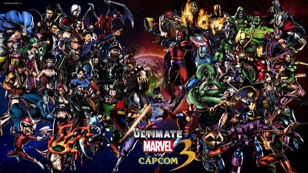 Marvel vs. Capcom 4 dogodine?