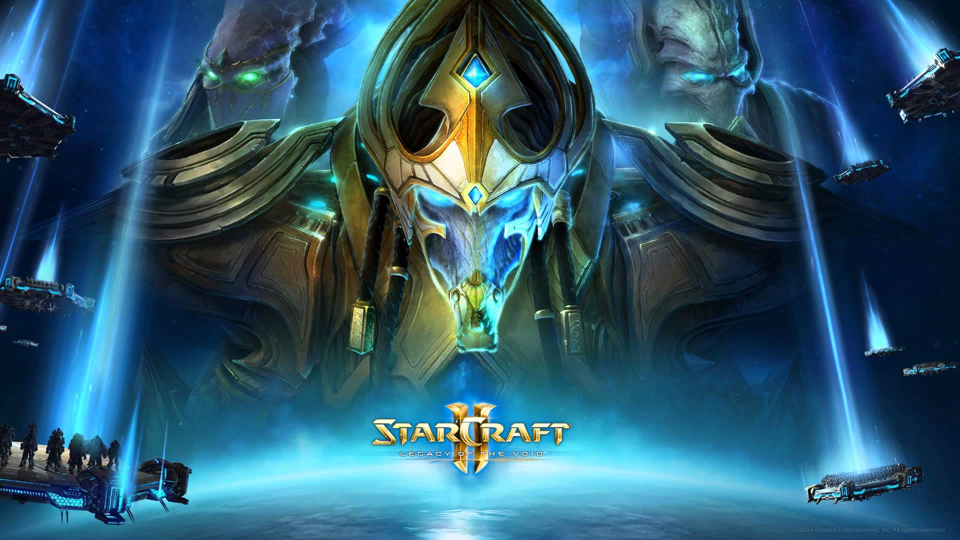 Starcraft 2 War Chest pohlepe