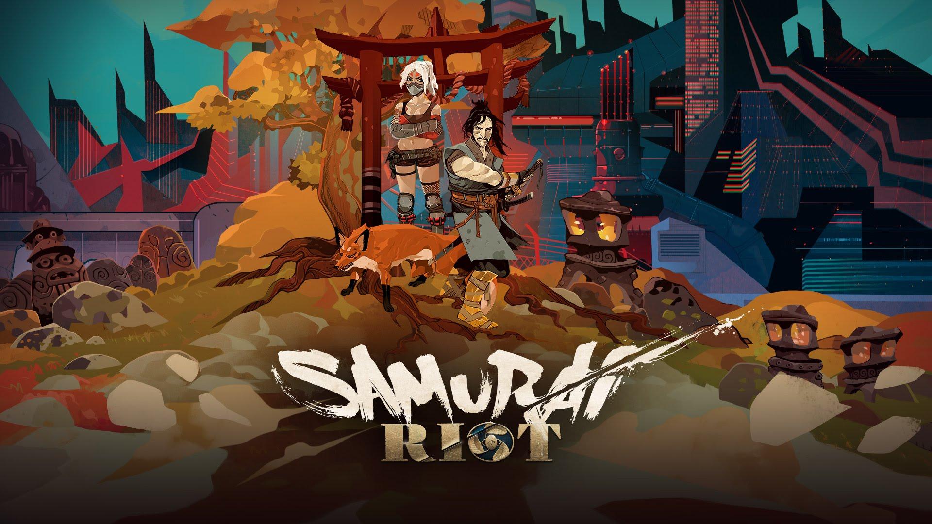 Samurai Riot recenzija