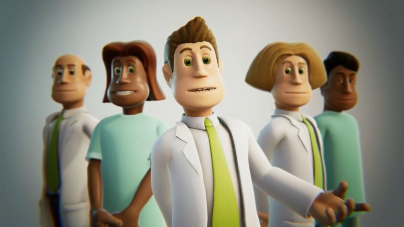 Two Point Hospital je spiritualni nasljednik kultnog klasika