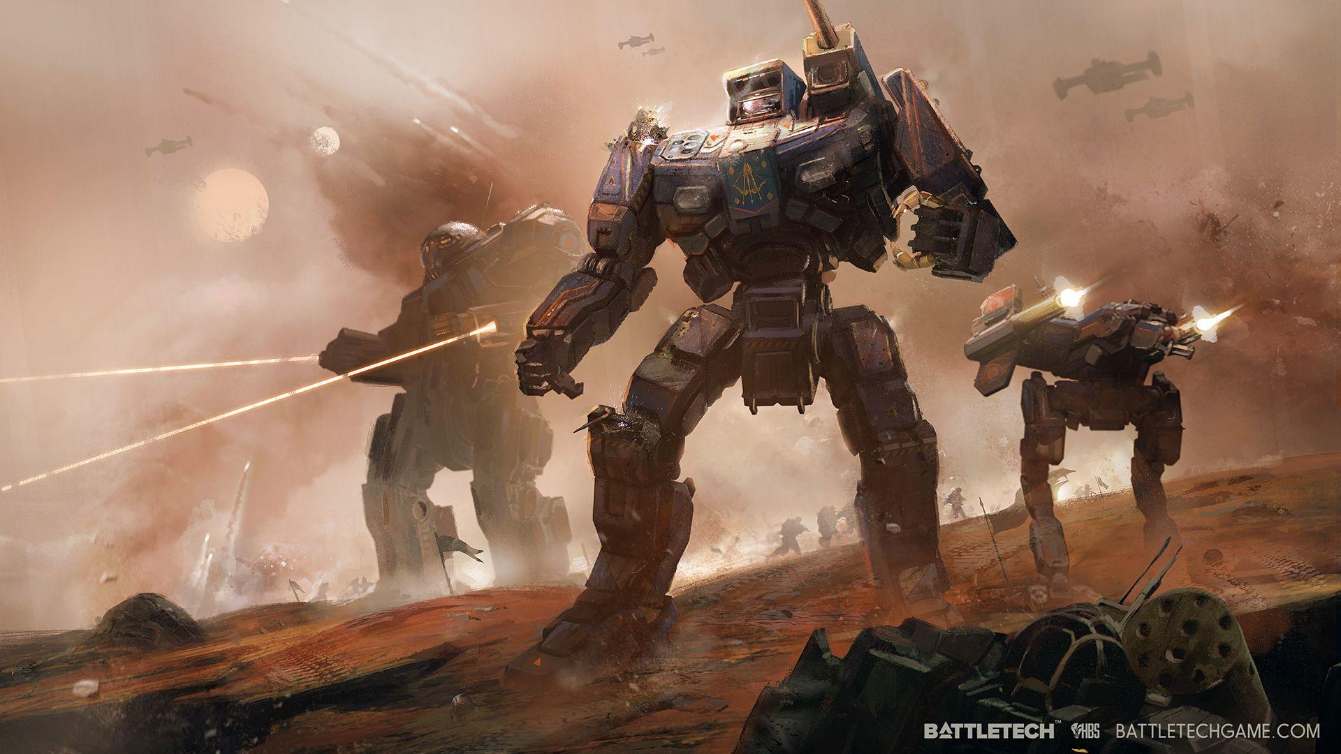 Battletech stiže u travnju
