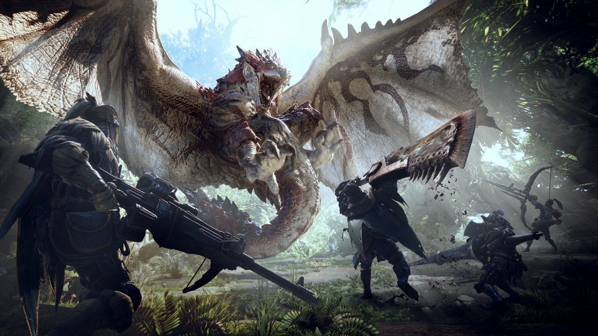 Monster Hunter World postao najprodavanija Capcomova igra