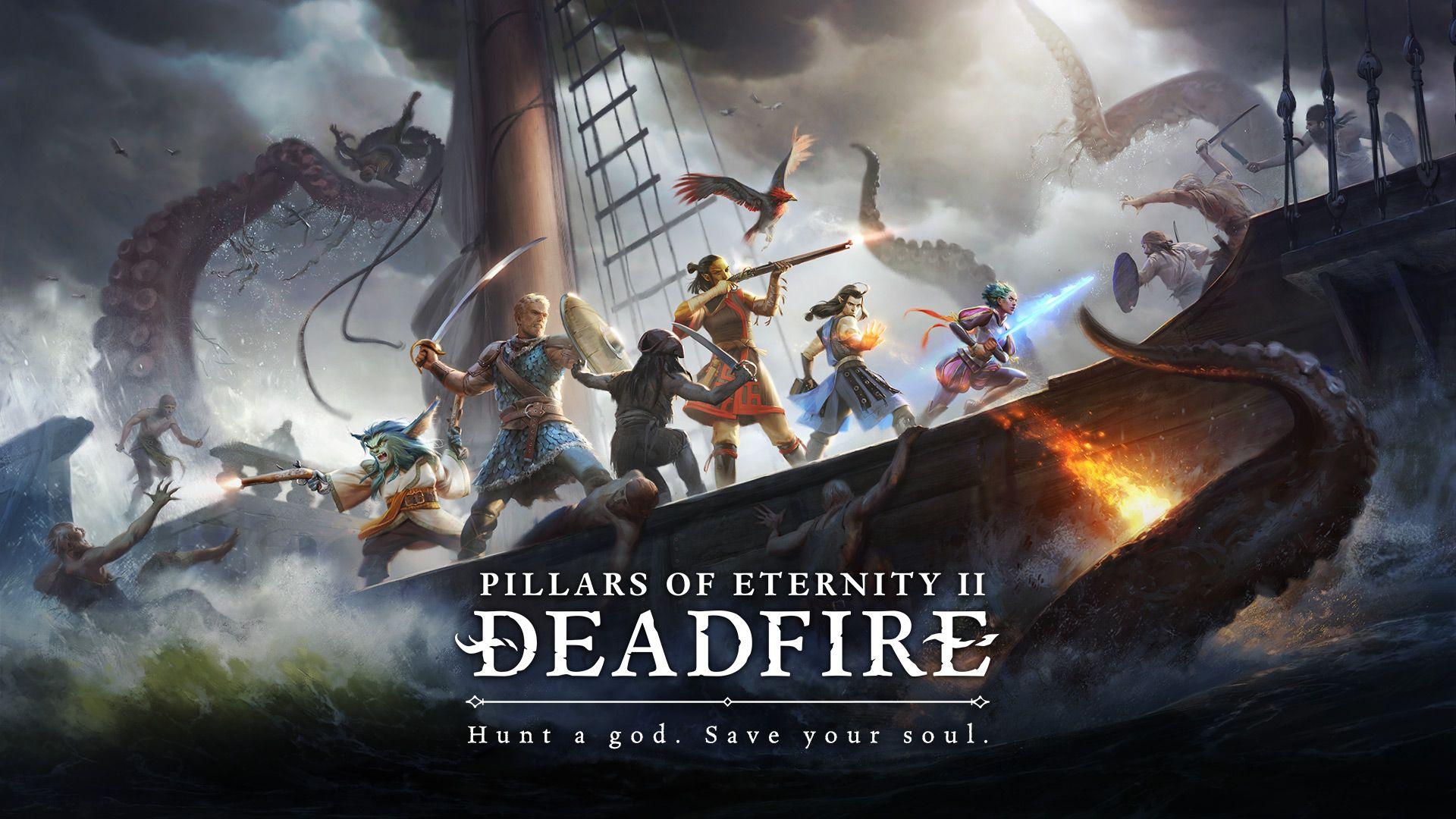 Pillars of Eternity 2: Deadfire tek u svibnju