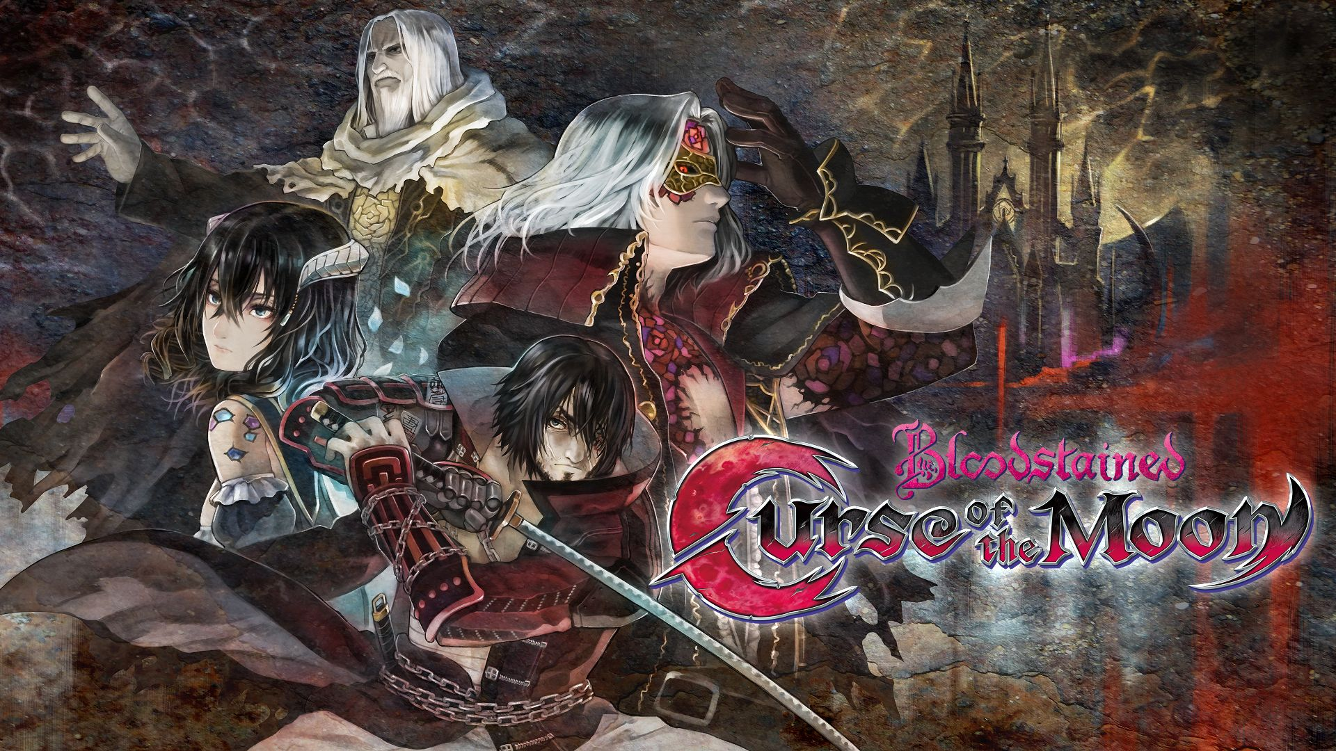 Bloodstained: Curse od the Moon je 8-bitni prehodnik