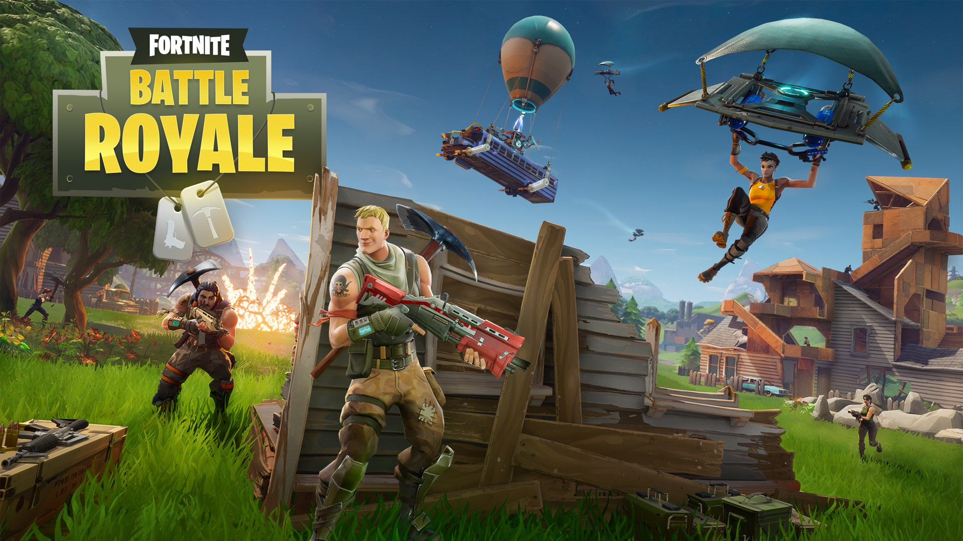 Fortnite predvodi rast digitalne zarade u industriji