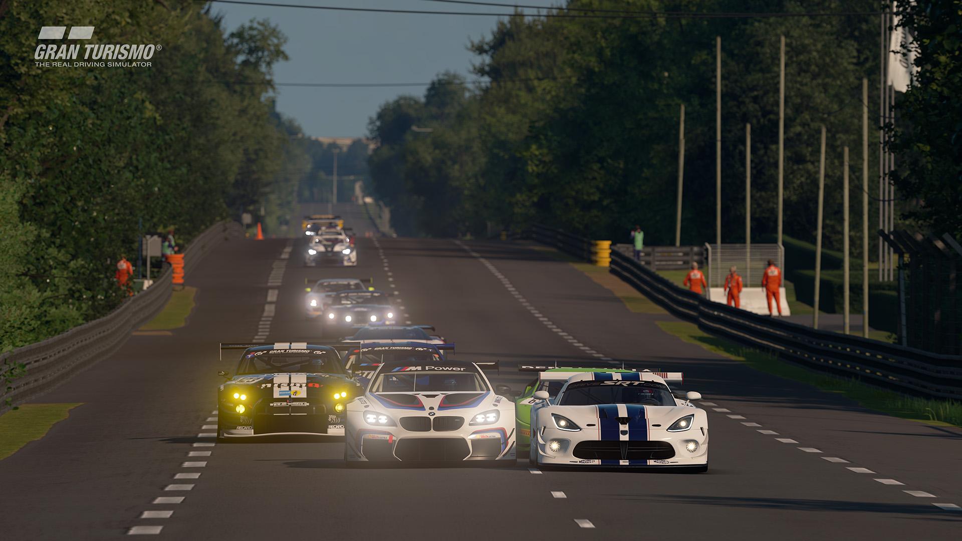 Gran Turismo Sport dobiva novi update