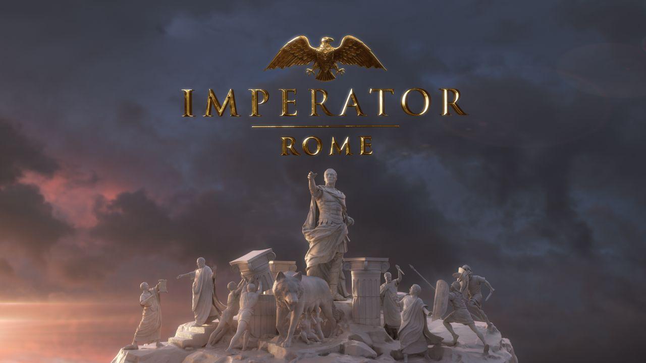 Imperator: Rome je nova Paradoxova strategija